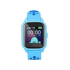 Đồng hồ định vị trẻ em WONLEX KT04 (màu xanh)