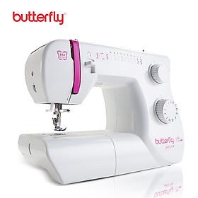Máy May Gia Đình Cơ Bản Butterfly JH5311A - Hàng Chính Hãng