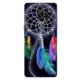 Ốp lưng nhựa cứng nhám dành cho Samsung Galaxy Note FE in hình Dream Catcher