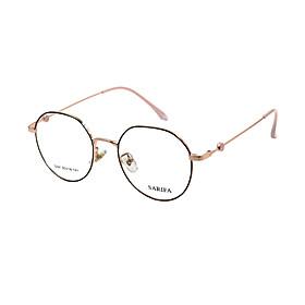 Gọng kính, mắt kính chính hãng SARIFA 3297 DH - Tặng 1 nước và khăn lau kính - khăn màu ngẫu nhiên