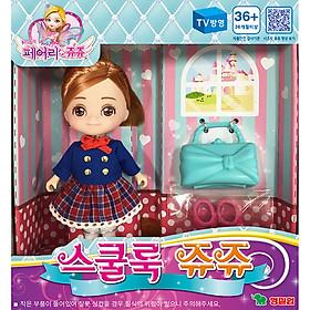 Đồ chơi búp bê Little School Girl Jouju