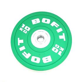 Tạ dĩa Crossfit Bofit 10kg (bán lẻ 1 cục)