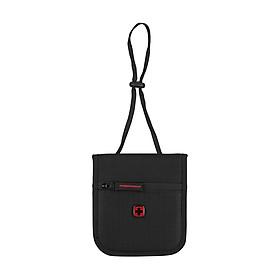 Túi đeo Lifestyle WENGER : Nội thất có nhiều ngăn đa dụng Ngăn phía trước có khóa kéo dễ truy cập