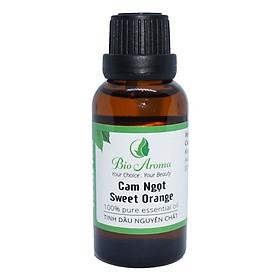 Tinh dầu cam ngọt - Sweet Orange 100ml | Bio Aroma