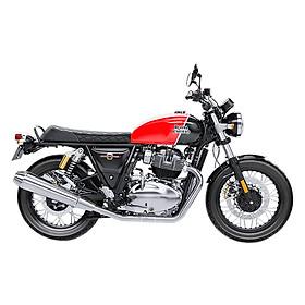 Xe Moto Royal Enfield Interceptor - Đỏ