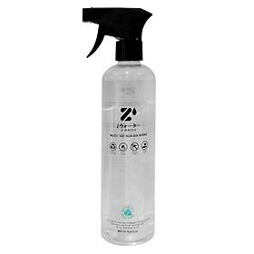 Nước Kiềm Tẩy Rửa Đa Năng Z Water (500ml)