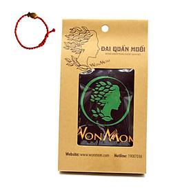 Đai Quấn Muối Wonmom tặng kèm vòng Phong Thủy Cho Bé (mẫu ngẫu nhiên)