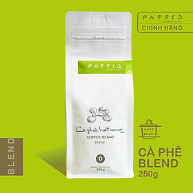 Cà phê Blend nguyên chất rang mộc - Passio Coffee (250g)