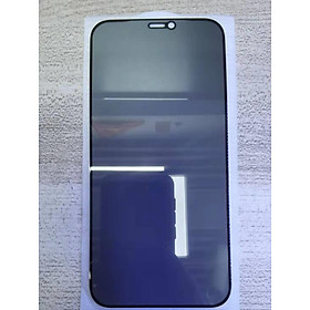 Tempered Glass Film Full-screen Anti-peep Protective Film For Iphone12 Second Strong Screen Protector