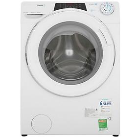Máy Giặt Candy Inverter 8kg RO 1284DWH7\1-S - Chỉ giao HCM