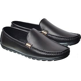 Giày Lười Nam Da Mềm Kiểu Dáng Công Sở Sang Trọng GL11 Dáng Xỏ Không Dây Siêu Tiện Dụng