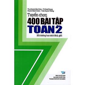 Tuyển Chọn 400 Bài Tập Toán Lớp 2