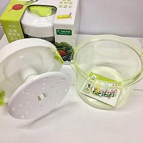 Bộ 3 dụng cụ nén cà, làm dưa chua tiện ích - Hàng nội địa Nhật
