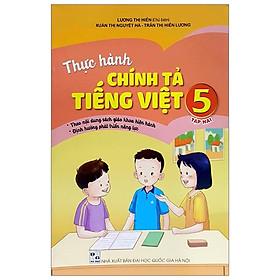 Thực Hành Chính Tả Tiếng Việt 5 - Tập 2
