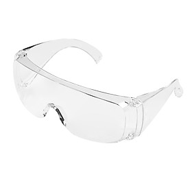 Safety Glasses Goggles Protective Eyewear Transparent PC Material Anti-dust Anti-splash Anti-droplets Windproof Impact