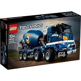 Đồ chơi lắp ráp mô hình LEGO TECHNIC ALL Xe bồn trộn bê tông 42112