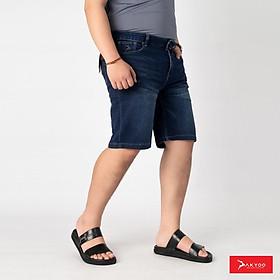 Quần Sooc Jean Nam Bigsize, Quần Sooc Ngoại cỡ (size từ 80-140KG)