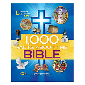 National Geographic Kids 1,000 Facts About The Bible