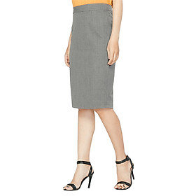 Váy Caro Nữ 4022 (Xám Đen)