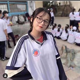 mắt kính form tròn dễ thương cá tính giá rẻ dành cho học sinh