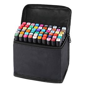 Bộ 60 bút màu nước Touch Raven - Tặng kèm 1 quyển sổ vẽ