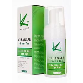 Sữa rửa mặt trà xanh - Cleanser Green Tea Kay Beauty