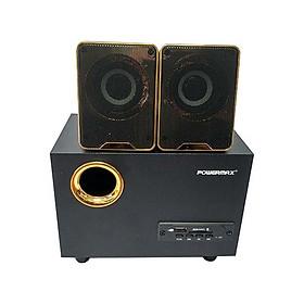 Loa  máy tính 2.1 Powermax PS-29M - Hàng chính hãng