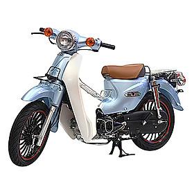 Xe Máy 50cc Cub 81 Minion TAYA MOTOR XM81M_X - Xanh Ngọc
