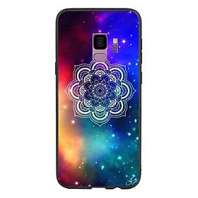 Ốp Lưng Viền TPU Cao Cấp Dành Cho Samsung Galaxy S9 - Hoa gió 09