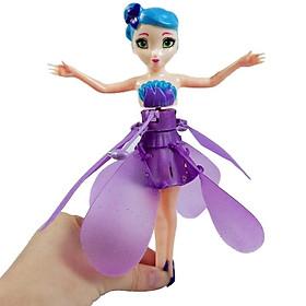 Búp Bê Cô Tiên cảm ứng Biết Bay Flutterbye Fairy Shop giao mầu ngãu nhiên