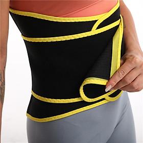 Đai nịt bụng thể thao nữ hỗ trợ giảm mỡ khi tập Gym 101