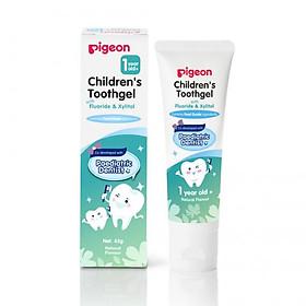 kem đánh răng trẻ em pigeon 45G (Hương tự nhiên)