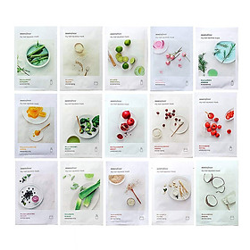 Mặt Nạ Innisfree My Real Squeeze Mask Sheet 15 Sheet Variey Set