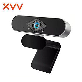 Xiaomi Youpin Xiaovv HD USB Webcam Built-in Microphone Drive-free Auto-focusing Camera Gift for Video Calling Recording
