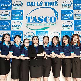 Dịch vụ đại lý thuế Tasco (khai thuế, tư vấn thuế, quyết toán thuế, hỗ trợ các thủ tục về thuế,...)