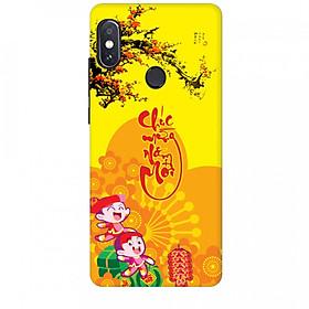 Hình đại diện sản phẩm Ốp lưng dành cho điện thoại XIAOMI NOTE 5 PRO Chúc Mừng Năm Mới