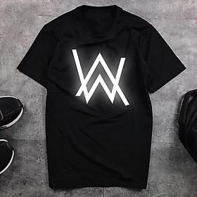 HOT áo phông Alan Walker - mẫu áo in phản quang cực đẹp giá siêu rẻ