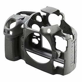 Vỏ cao su Easy Cover cho máy ảnh Nikon D800/D810 - Đen - Hàng chính hãng