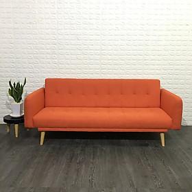 Sofa Bed Đa Năng C200 (200x110) - Cam Nổi Bật