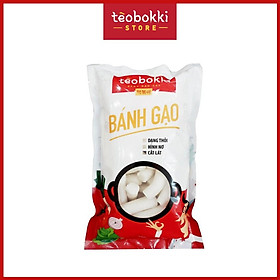 Bánh gạo thỏi nấu tokbokki