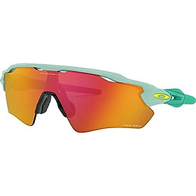 Oakley Men's OO9275 Radar EV Path Asian Fit Shield Sunglasses