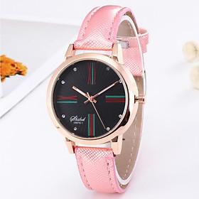 Đồng hồ đeo tay nữ thời trang hàn quốc 2021 mới