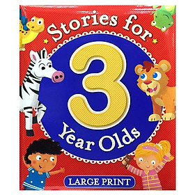 STORIES FOR THREE YEAR OLDS (PADDED)