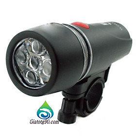 Đèn Led Gắn Xe Đạp Siêu Sáng Kèm Gía Kẹp 206210