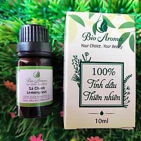Tinh dầu sả chanh - lemongrass 10ml | Bio Aroma