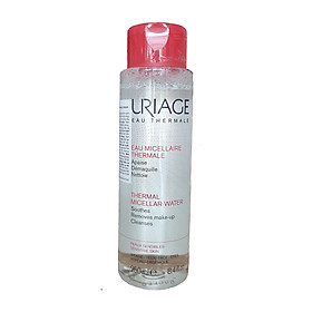 Nước tẩy trang Uriage Eau Micellaire Thermal Peaux Sensibles PSF 250ml - Dành cho da nhạy cảm
