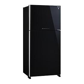 Tủ lạnh Sharp Inverter 604L SJ-XP660PG-BK Model 2021 - Hàng chính hãng (chỉ giao HCM)