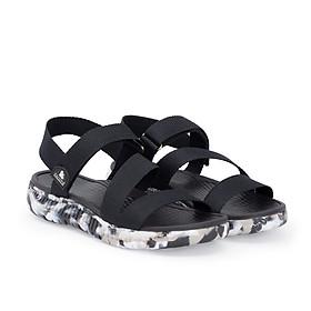 Giày sandal nữ Facota V1 Sport HA03 sandal quai chéo camo - sandal quai dù