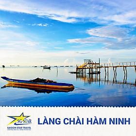 Tour Sài Gòn Đi PHÚ QUỐC 3N2Đ - Cáp Treo Vượt Biển Dài Nhất Thế GIới - Lặn Ngắm San Hô - Bãi Sao ( Bãi Biển Đẹp Nhất Phú Quốc) - Chùa Sư Muôn