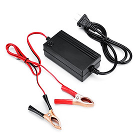12V 1.2A Battery Charger Lead Acid Smart Maintainer High Current Efficient LED